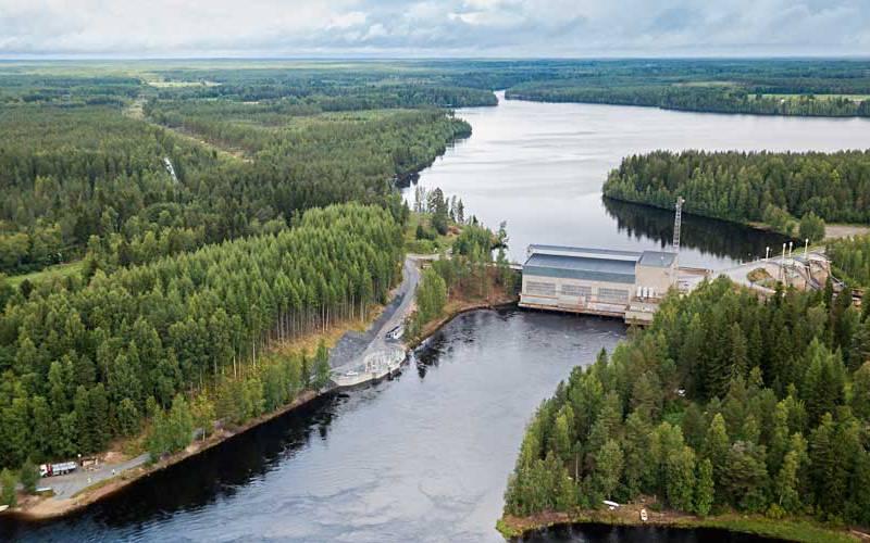 Tatu Kulla, Fortum, BCDC Energia, BCDC Advisory Board, säätövoima, kysyntäjousto, vesivoima, akku, Montan vesivoimalaitos