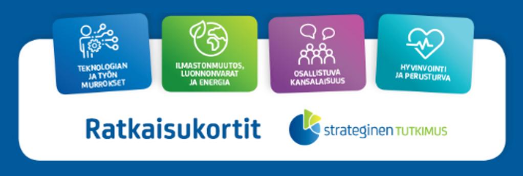 ratkaisuja tieteestä, strategisen tutkimuksen vastuualue, bcdc energia, tutkimus, politiikka