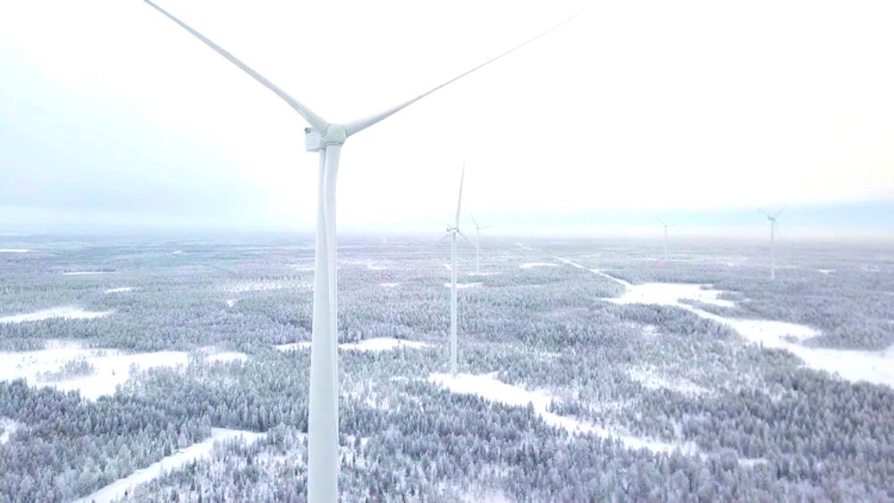 bcdc energia, anders lindfors, santtu karhinen, ilmatieteen laitos, suomen ympäristökeskus, oulun yliopiston kauppakorkeakoulu, tuulivoiman tuotanto, tuulivoimala, jäätäminen, fingrid, tuotantoennuste, uusiutuva energia